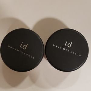 NWat bareMinerals SPF Foundation - Lot of 2